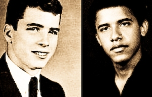John McCain & Barack Obama